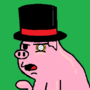 Fancy Pig is Skeptical by crunchyfun1