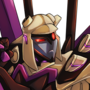 Blitzwing Prime by Undeadkitty13