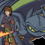 how to train your dragon 2 by 5439cct