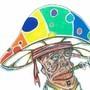 Shroom Dude by kinderblender