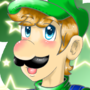 Weegee Boy by WaluigiCake