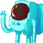 Astro Man by Sirmi