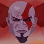 Kratos Destruction by OrignalTAG