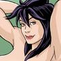 Naked Busty Ninja by ultrafem