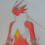 Blaziken [99E] by 1999Elias