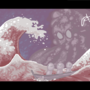 great wave of kanagawa by min3ralWater