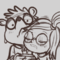 Rigby and Eileen WIP