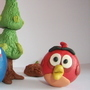 """Angry Birds"" by Gooff"