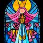 Stained Glass by odditiesbyangela