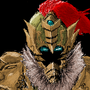Rage the Titan by krimmson