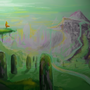 Imaginary Landscape by FLASHYANIMATION