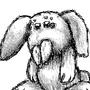 spider rabbit by krimmson