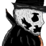 Badly Made Rorschach by Josethepedroturtle