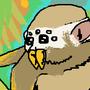 Spider Monkey by krimmson