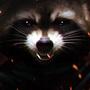Rocket Raccoon by Lampabot