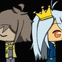 Sora & Shiro (eps9) by sasha9n