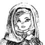 Hooded Elizabeth by JoeJoeKorps
