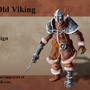 Old Viking by Kendraal