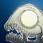 Creature drawing 01: Fishbone
