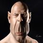 Bruce Willis by hmleao