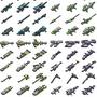 Gun Pixel Art Concept