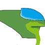 Weird Alien Guy (MS Paint) by cuba-tuba