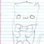 A Cat by Bucker9000