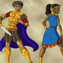 Antony and Cleopatra by BrandonP