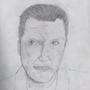 Christopher Walken by RaptorJesus