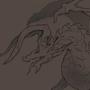 Dragon Line work by Life-Stream