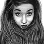 Karolina Realism Portrait by TheLoyalMeat