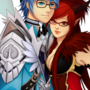 Commission: MMORPG COUPLE