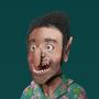 Creepy Old Man by jaschieffer