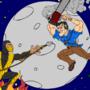 Ash vs Scorpion