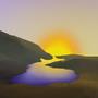 Sunset by ShadyDingo
