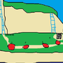 SuperMarioWorldAdvance Map 1