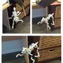 Horse skeleton by Fubustu