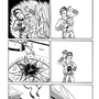Summoning Disaster ink 6 by eMokid64