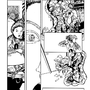 Summoning Disaster ink 8 by eMokid64