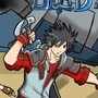 Galaxy Blade Front Cover