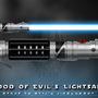 My Lightsaber by Brood-of-Evil