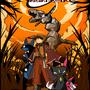 Pokemon Hunter poster by NCH