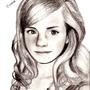 Emma Watson by Kyuura