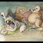 Slug Gamers by EyeSeaThings