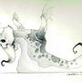 Slug Daemon by EyeSeaThings