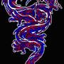Oriental Dragon Tattoo by antiandy