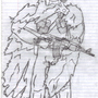 GasMask soldier by aki40
