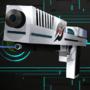 Futuristic gun by AFF14