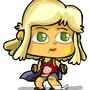 Super Gamer Girl Flash Version
