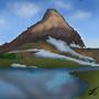 Mountain by JXLambie